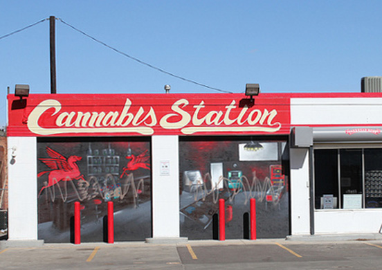 Много от специализираните магазини за марихуана в Колорадо я предлагат при сутрешно гадене