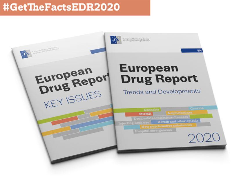 Европейски доклад за наркотиците 2020 година