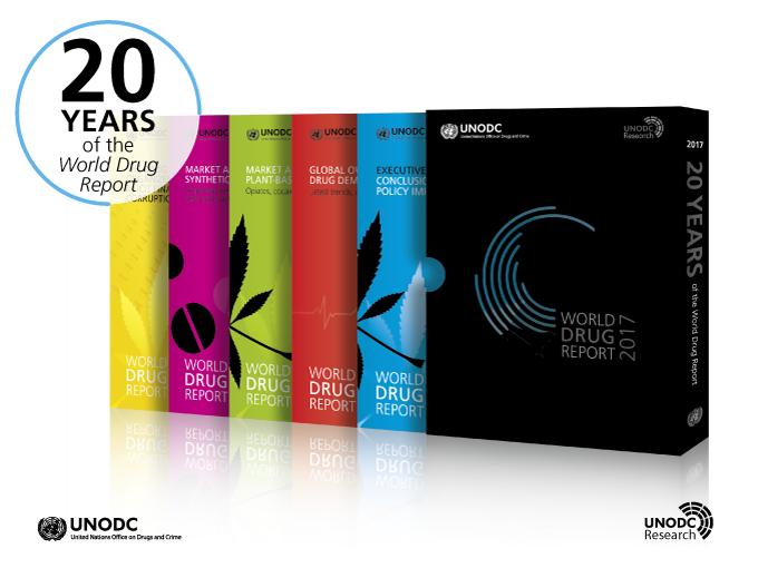 Световен доклад за наркотиците 2017 г.