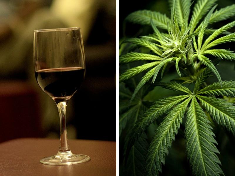 Канабисът е по-вреден за мозъците на тийнейджърите, отколкото алкохолът