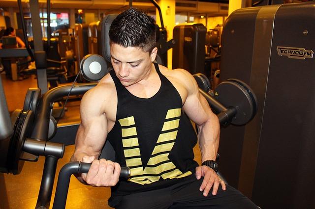 Ефекти на анаболните стероиди при мъже