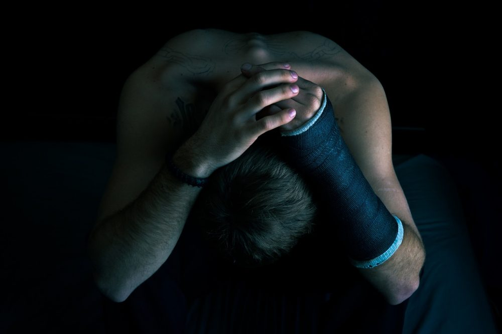 Хората с диагностицирана депресия трудно спират тютюнопушенето