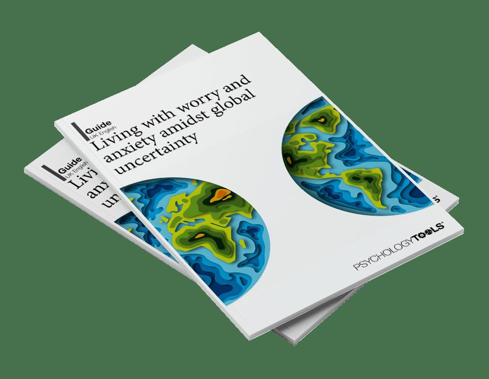 Живот с притеснение и тревожност в условията на глобална несигурност
